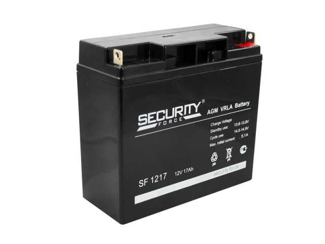 Продам Аккумулятор для пожарной сигнализации