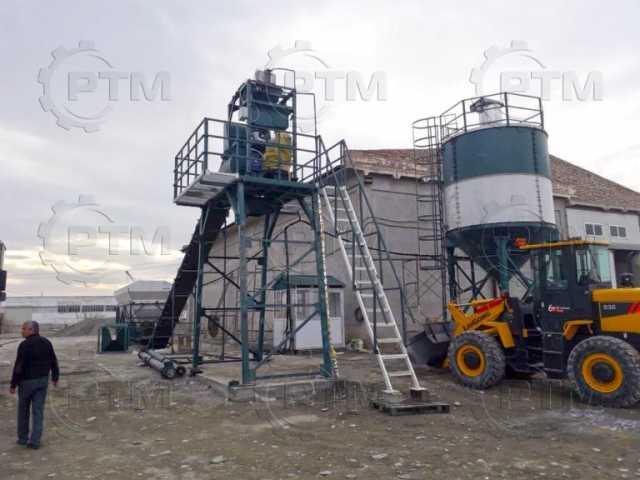 Продам Ленточный бетонный завод RTM