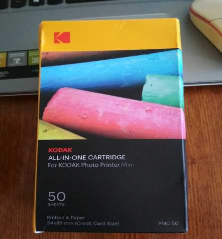 Продам Kodak cartridge photo printer mini