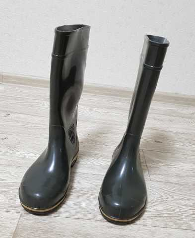 Продам Сапоги резиновые мужские (ПВХ), 43 разм