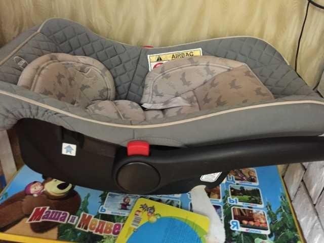 Продам: автокресло для детей 0-9