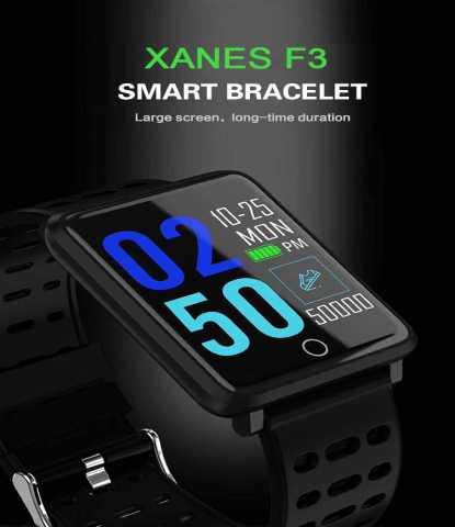 Продам Наручные часы Фитнес-браслет F3S