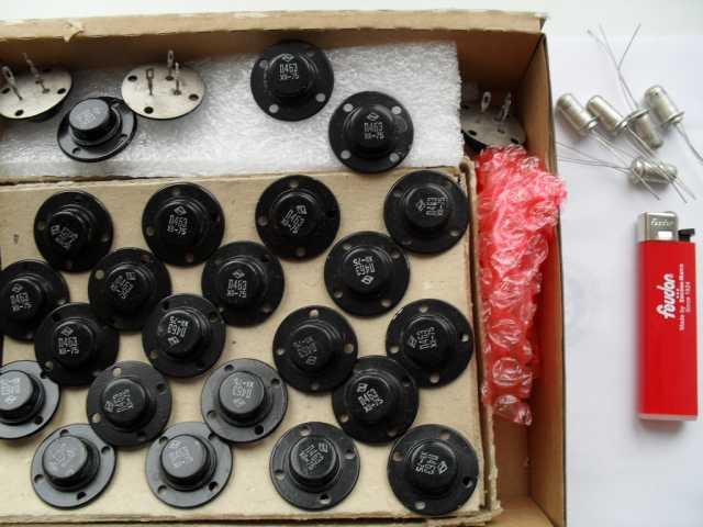 Продам Германиевые транзисторы и диоды СССР