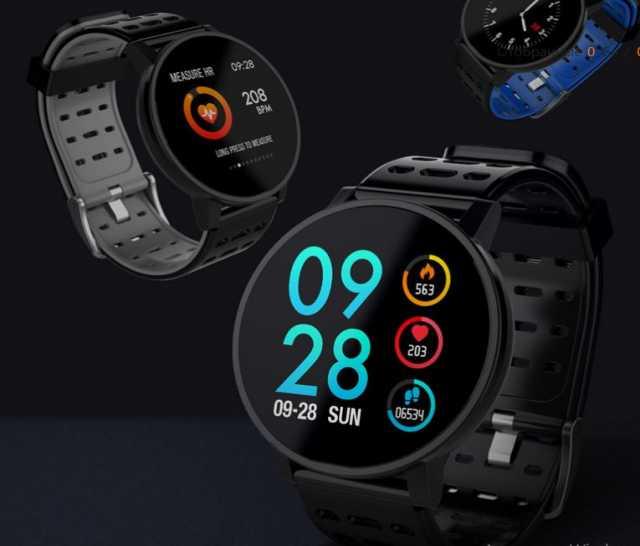 Продам Смарт фитнес часы T3 с измерением пульса