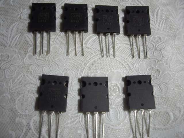 Продам: Мощные выходные транзисторы - Япония