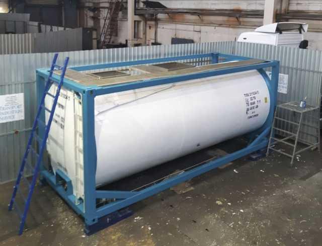 Продам танк-контейнер 24 тыс.литров