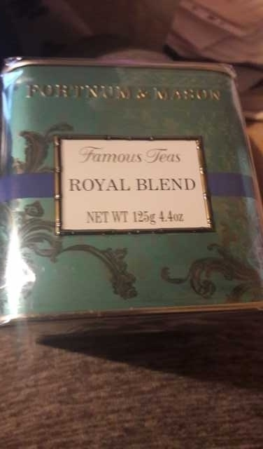 Продам чай Fortnum&Mason черн Роял Бленд ж/б 12