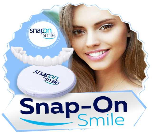Продам Съемные виниры-элайнеры Snap-On Smile