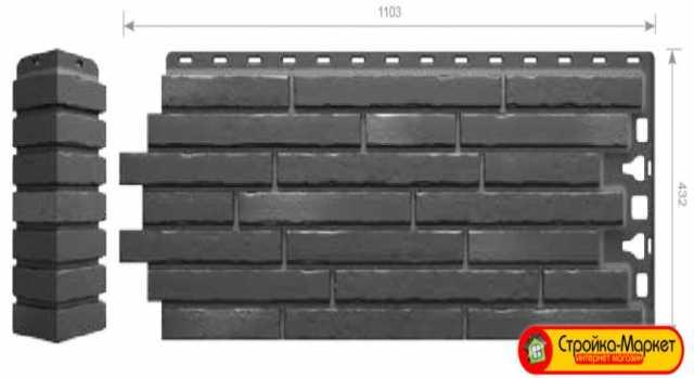 Продам: Панель фасадная KLINKER