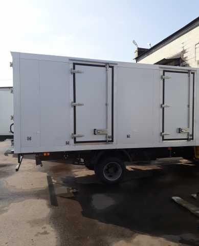 Предложение: ремонт фургонов недорого и качественно