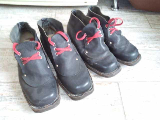 Продам Лыжные ботинки СССР