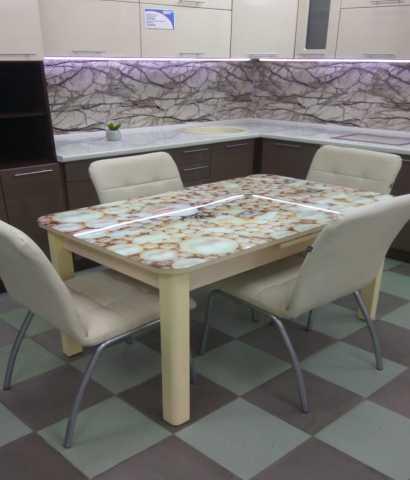 Продам: стол Баут (жемчуг)