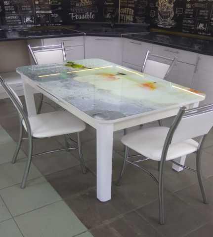 Продам: стол Баут (орхидеи)