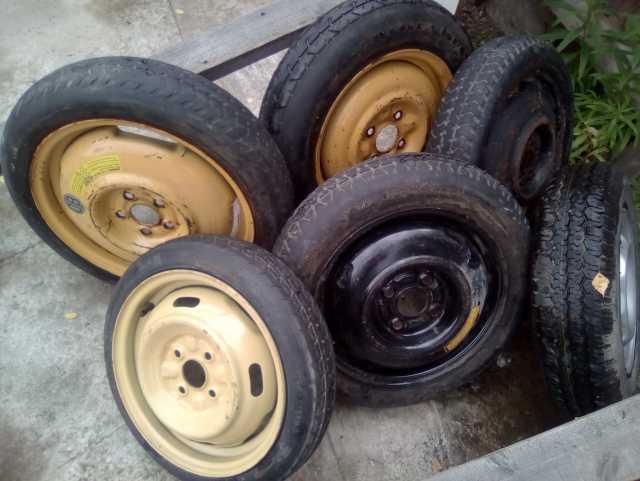 Продам: колёса летние