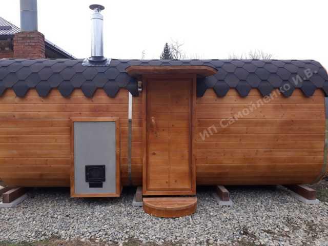 Продам: Квадро-баня 5,7 метров