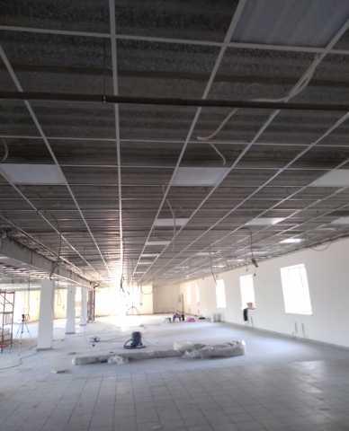 Предложение: Монтаж потолков