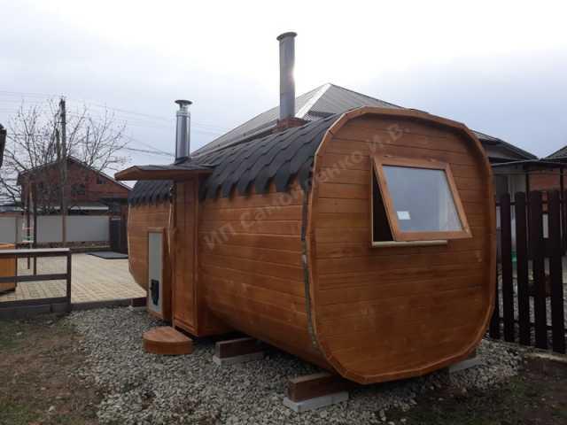 Продам: Квадро-баня 5 метров