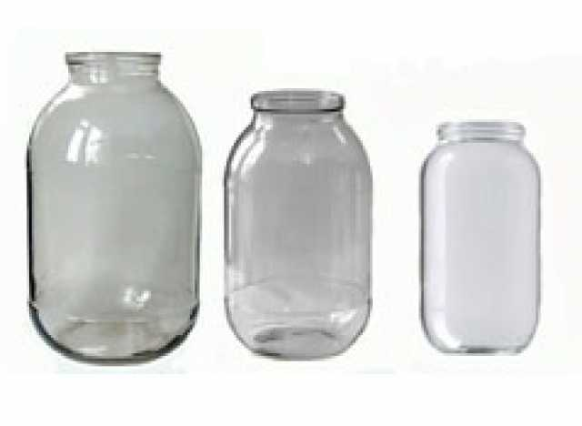 Продам Банки стеклянные 0,2 - 3 л