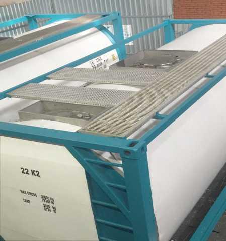 Продам контейнер ИМО1 Т11 для наливных грузов