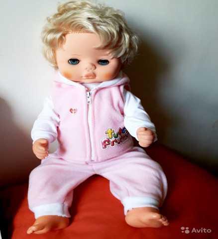 Продам: Кукла пупс гдр нач. 80х. 60 см. Новая
