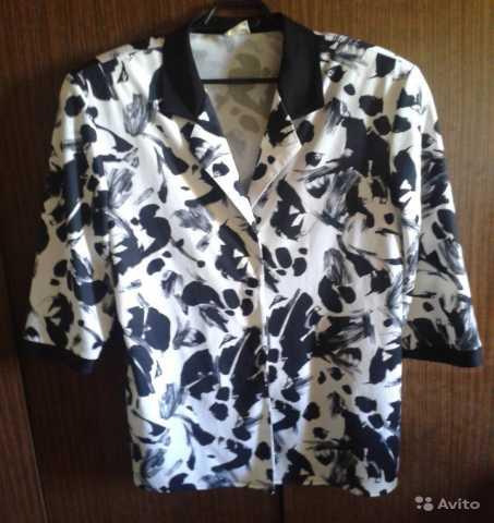Продам: Пиджак шелковый р.50 Финляндия