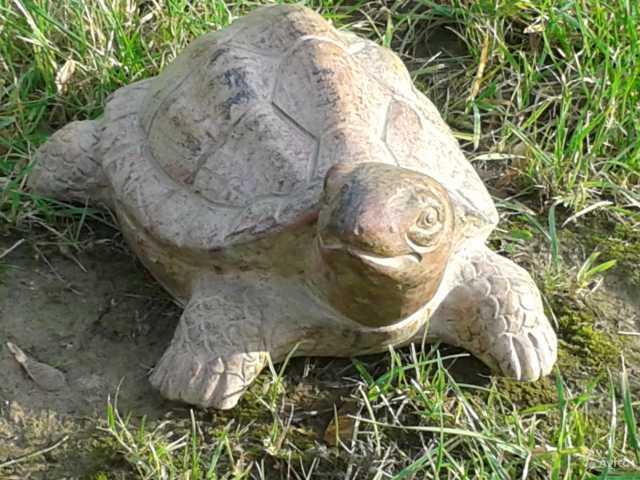 Продам: Скульптура черепахи каменная интерьерная