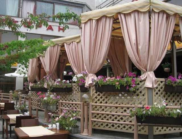 Продам: Уличные шторы для беседок, террас
