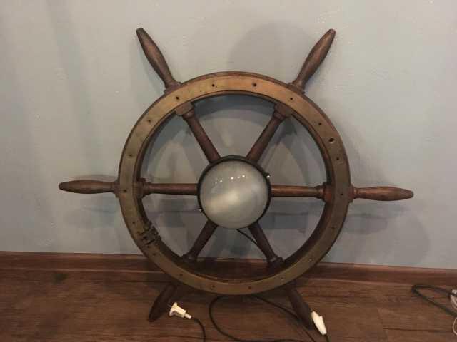 Продам Штурвал корабельный