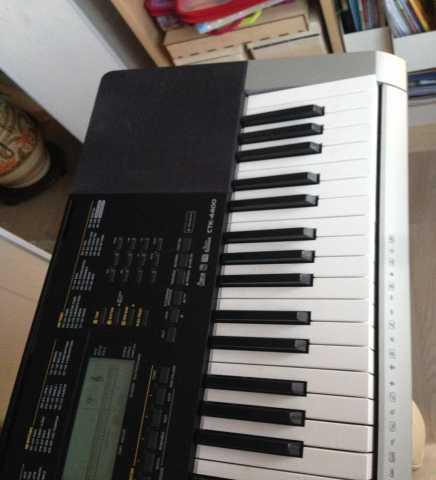 Продам: Синтезатор Casio ctk 4400