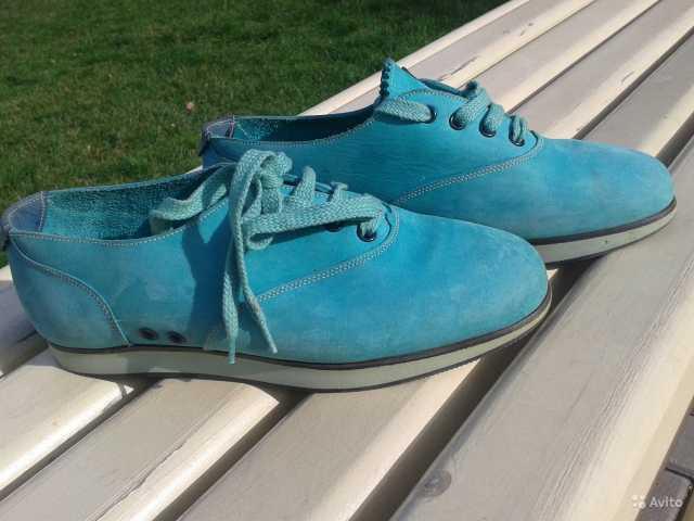 Продам: Крассовки ботинки из нобука