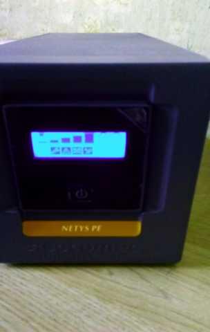 Продам: ИБП Socomec NPE -1000-LCD новый