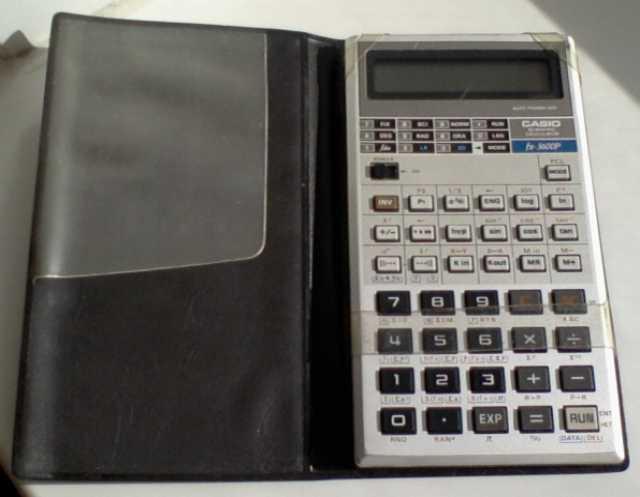 Продам Калькулятор НИР «Casio fx-3600P»
