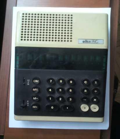 Продам Калькулятор ELKA-50 (ретро)