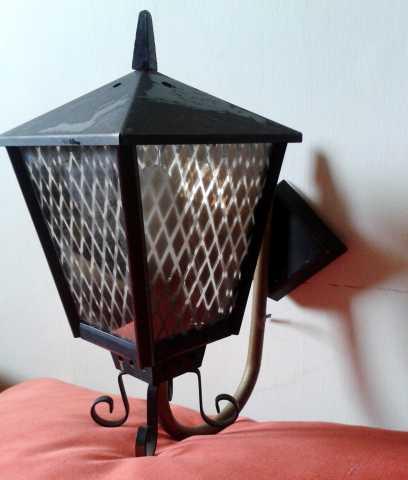 Продам Светильник фонарь в ретро стиле винтажны