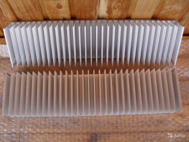 Продам: Радиаторы алюминий