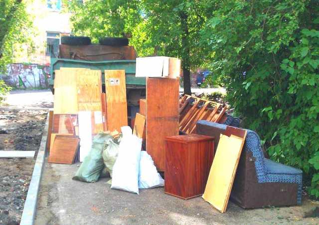 Предложение: Услуги по вывозу мусора,хлама.Недорого