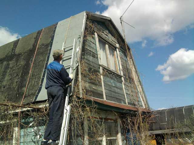 Предложение: Перекроем крышу на даче, заменим кровлю
