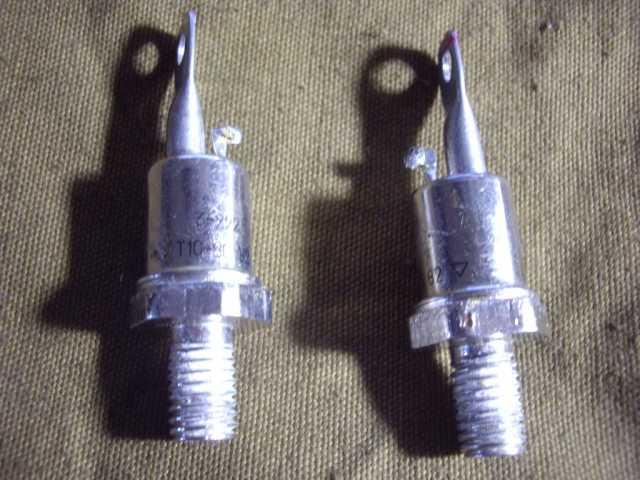 Продам: Тиристор низкочастотный Т10-80 2 штуки