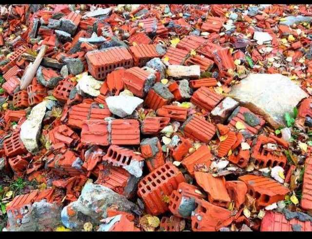 Продам: Нужен строительный мусор для подсыпки до