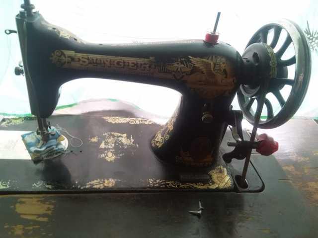 Продам: Швейная машинка Зингер