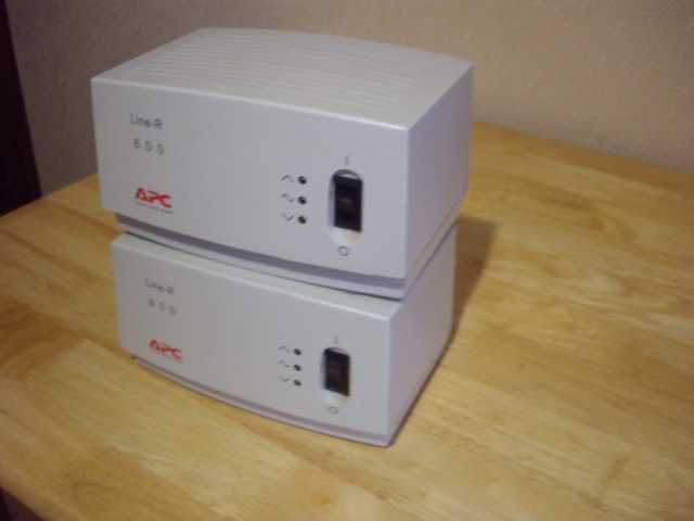 Продам APC Line-R 600
