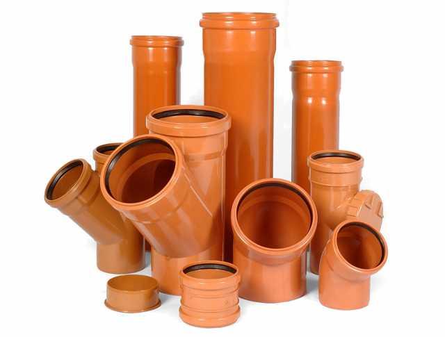 Продам Трубы ПВХ и НПВХ (канализационные и др)