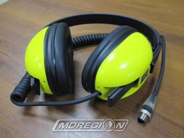 Продам: Подвод/ науш-ки для металлоискателя CTX