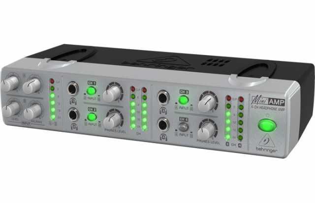 Продам Behringer AMP-800