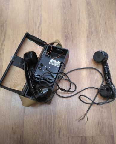 Продам Телефон проводной переносной пта-2