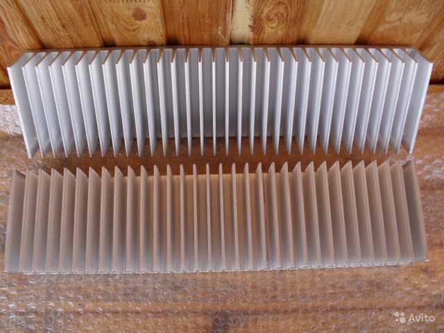 Продам Радиаторы алюминий