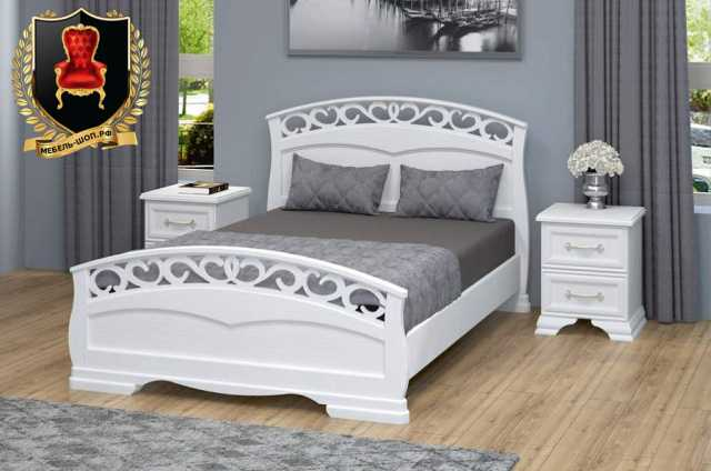 Продам Деревянные кровати Браво Мебель