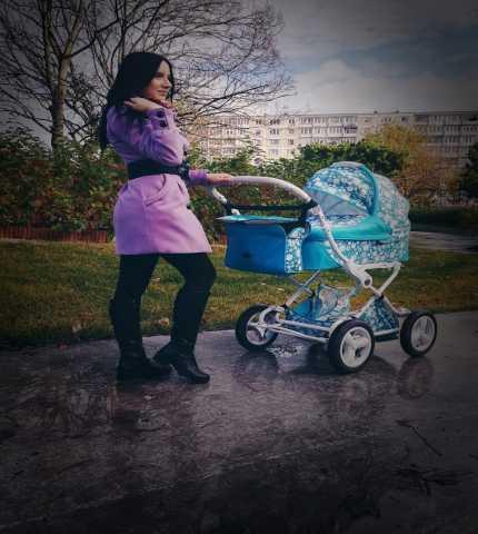 Продам детскую коляску