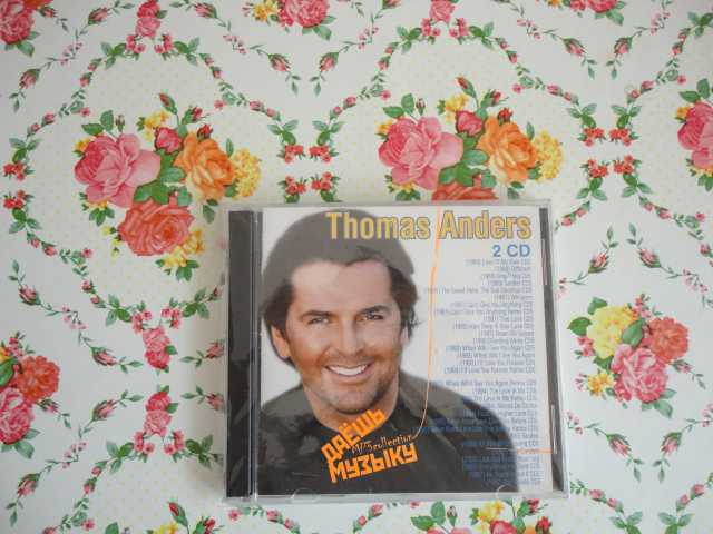 Продам CD MP3 THOMAS ANDERS