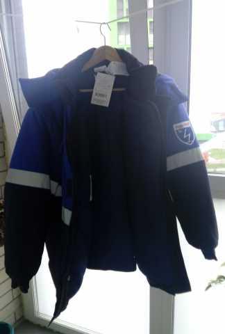 "Продам куртка теплая ""оператор"""